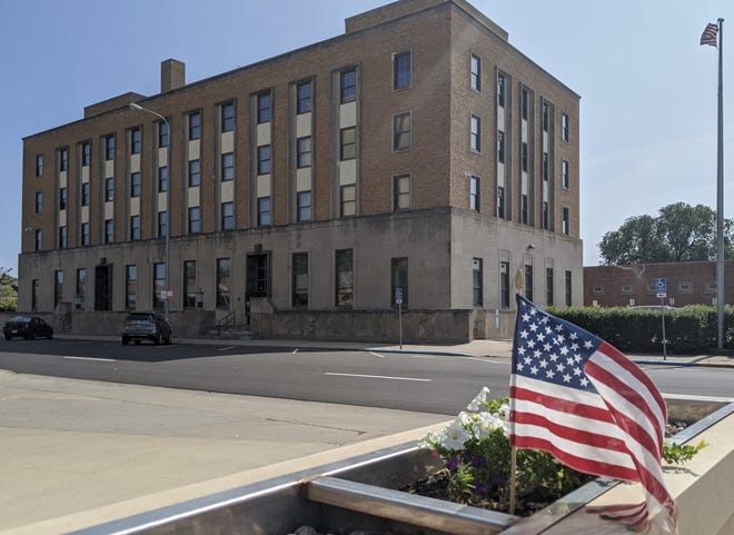 The federal courthouse in Aberdeen. American News photo by Scott Waltman