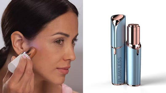 This Flawless hair remover will leave you feeling flawless.