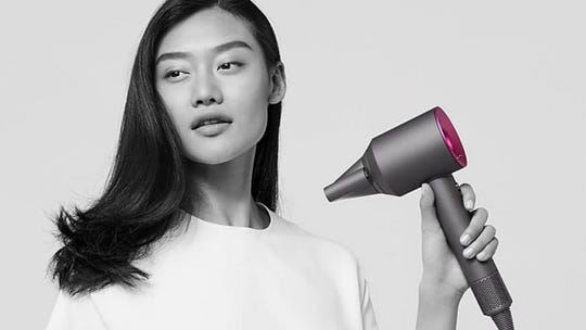This hair dryer is the ultimate hair tool.