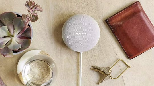 Optimize your home with this Google Nest.