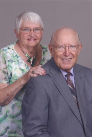 Thelma and Sherman Pickthorn
