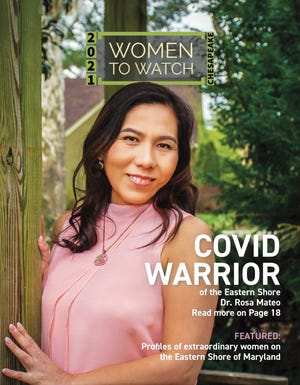 Women to Watch Cover