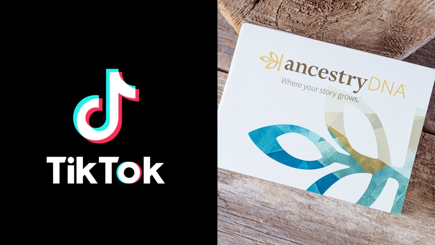 DNA kits can help you uncover wild family secrets—just ask these people on TikTok
