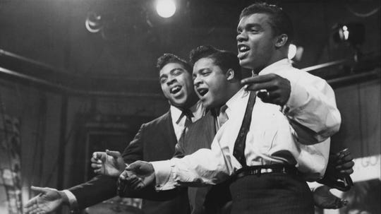 The Isley Brothers in the 1960s
