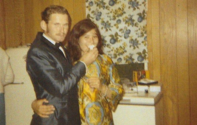 Clayton and Patsy Ellingson