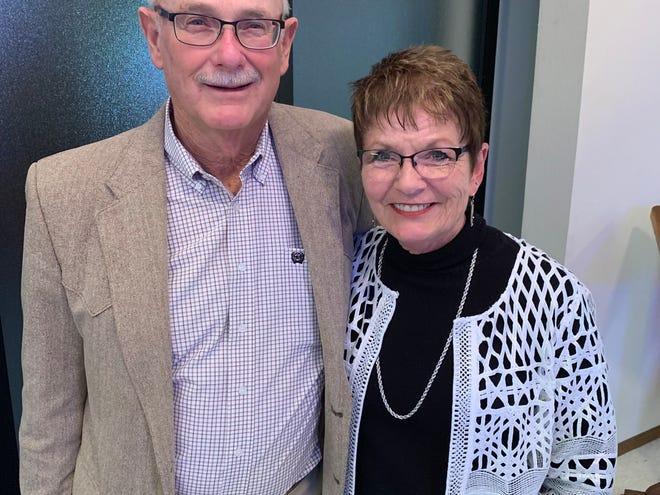 John and Kay Johnson