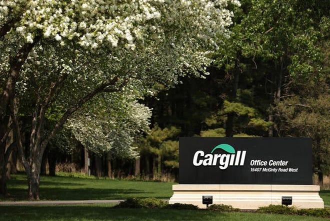 Cargill Inc. headquarters in Minnetonka, Minn.