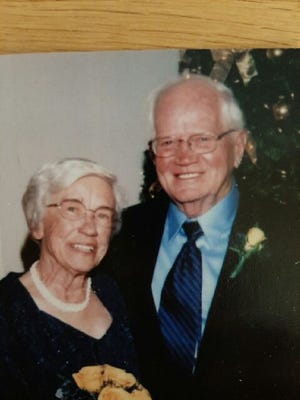 Mary Anne and Harvey Nelson