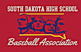 SD High School Baseball Association Logo