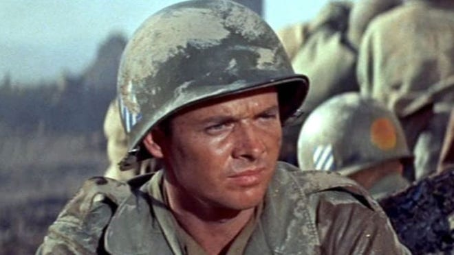 Audie Murphy played himself in this film, cementing himself as a war hero-turned-actor.