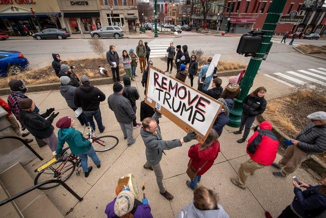 Peace Rally Remove Trump DOMINANT