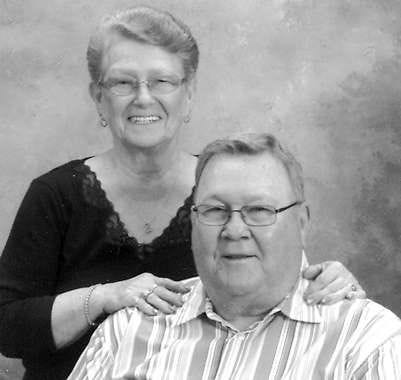 Diana and Walter Thompson. (Submitted photo)