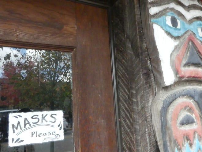 Nashville mask sign