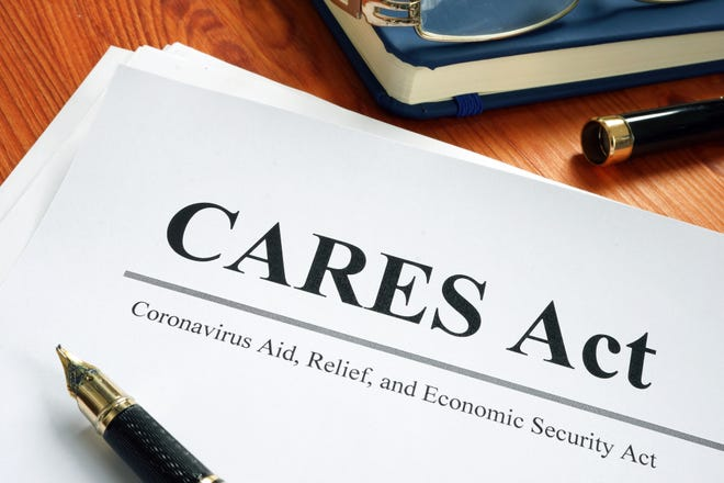 The Coronavirus Aid, Relief, and Economic Security (CARES) Act, signed into law on March 27, 2020, created the Coronavirus Relief Fund, which provides $150 billion in direct assistance for domestic governments.