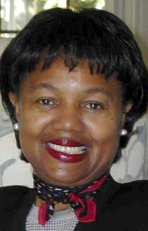 Carolyn Calloway-Thomas, IU professor. Photo courtesy Indiana University.