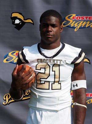 Jonesborough (Tenn.) David Crockett's Prince Kollie, a four-star linebacker in the 2021 recruiting class, verbally committed to Notre Dame on Aug. 7, 2020.