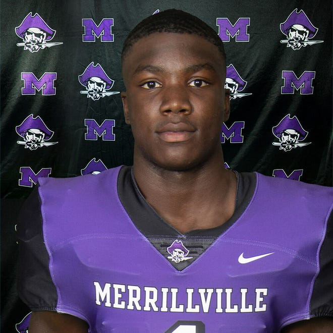 Merrillville (Ind.) High's JoJo Johnson, a three-star cornerback in the 2021 recruiting class, verbally committed to Notre Dame on Nov. 24, 2020.