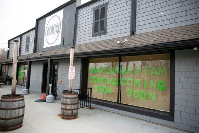 Bantam will soon be opening inside what was Remedy and Rack House Tavern & Grill on South Bend Ave.