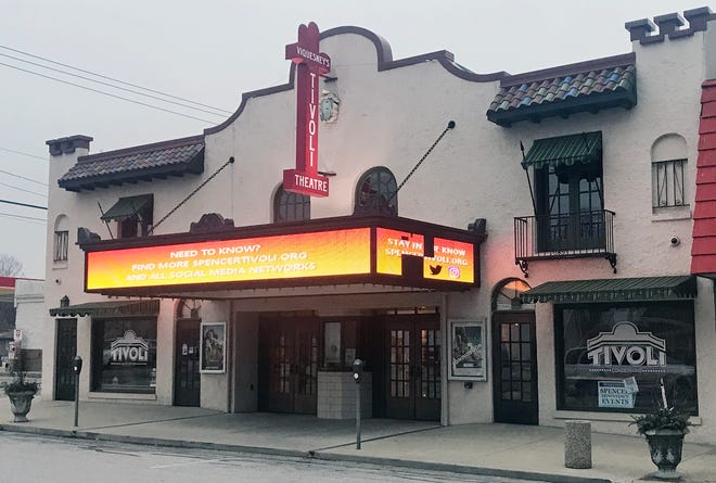 The Tivoli Theatre will host a free movie weekend, this weekend, sponsored by PlutoTV.