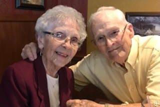 Lowell & Betty Hartsell