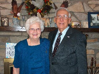 Ronald & Patsy Langwell