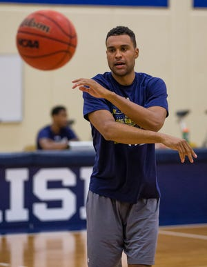 Ryan Ayers is a former Notre Dame assistant coach.