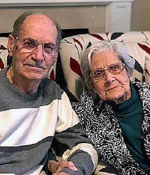 Richard And Eileen (Fry) Moore