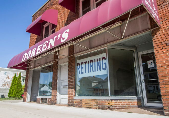 Doreen's Sewing and Vacuum center at 610 E. Mishawaka Ave. in Mishawaka is closing. The owner, Wayne Bieck, plans to retire.