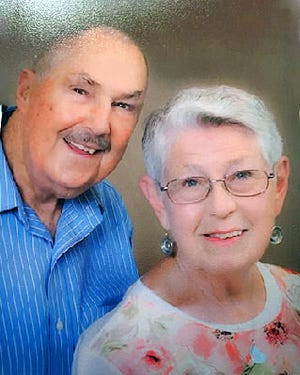 Douglas J And Marjorie (Brown) Fordyce