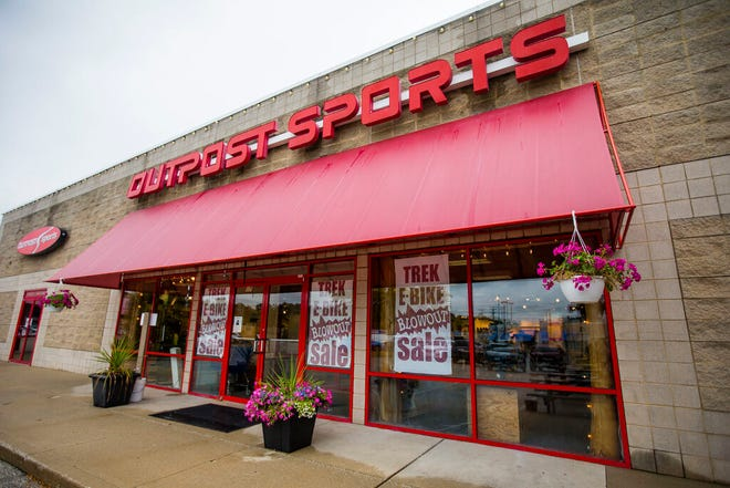 Outpost Sports and Bikes on Grape Road in Mishawaka will close its retail store November 1. The repair shop will remain open through the winter.