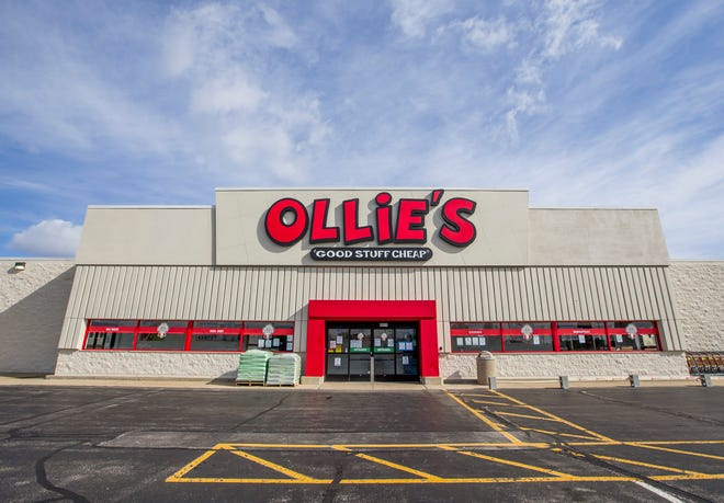 Ollie's Bargain Outlet opens a new store today at 6011 Grape Road in Mishawaka. The discount retailer fills the former Toys R Us building.