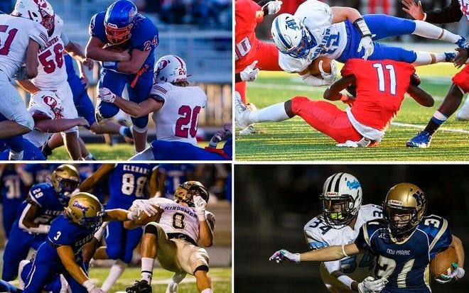 Area High School Football: Week 5