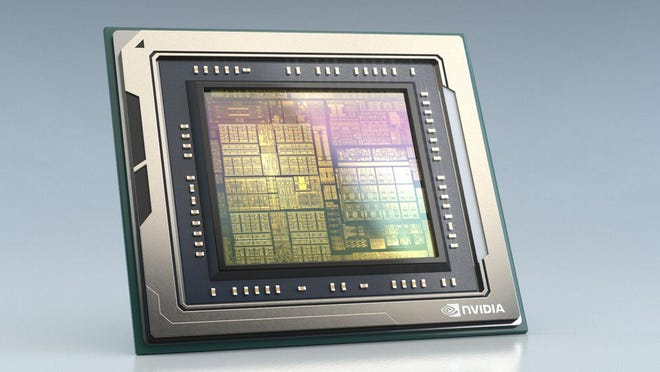 NVIDIA's Drive Orin autonomous driving computer platform will power Volvo Highway Pilot. (NVIDIA)