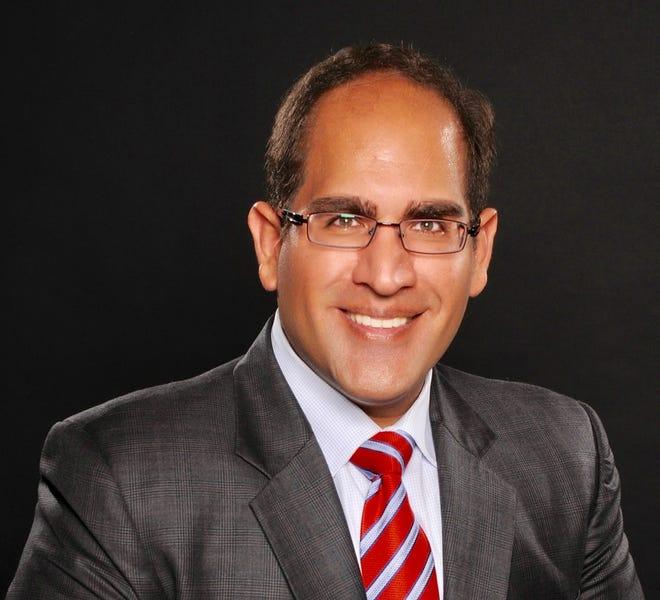 Dr. Vikram Bakhru (Courtesy photo.)