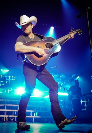Artist Justin Moore is set to headline the pre-fair country concert at 7 p.m. June 25 at the Morgan County Fairgrounds. (Courtesy image)