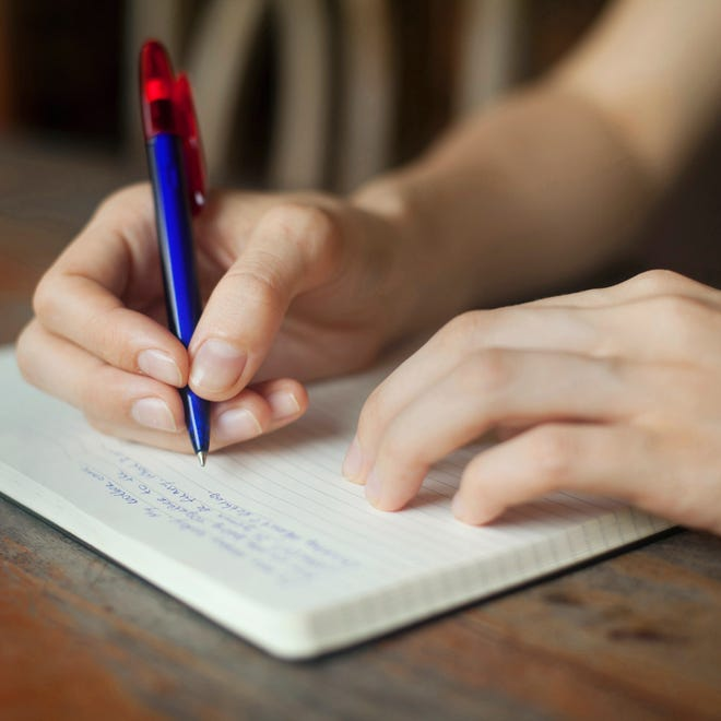 Writing your emotions and thoughts on paper can help you preserve them and learn from them.