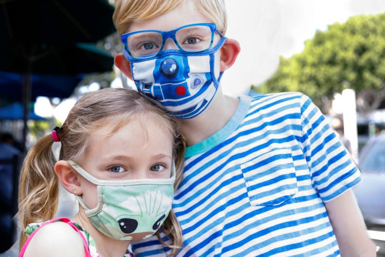 We went to Disneyland during COVID-19—here's what you need to know
