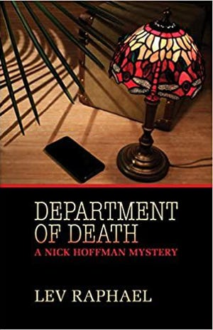 """""""Department of Death"""" by Lev Raphael"""