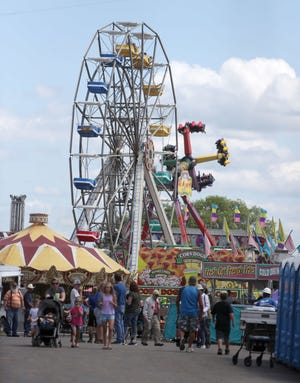 After a year off because of the COVID-19 pandemic, the Brown County Fair returns next week, an end-of-summer celebration that offers something for just about everybody.