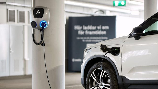 Harvard University researchers have developed a potential breakthrough with solid-state battery construction that could make them as durable as lithium-ion batteries. (Volvo Car USA)