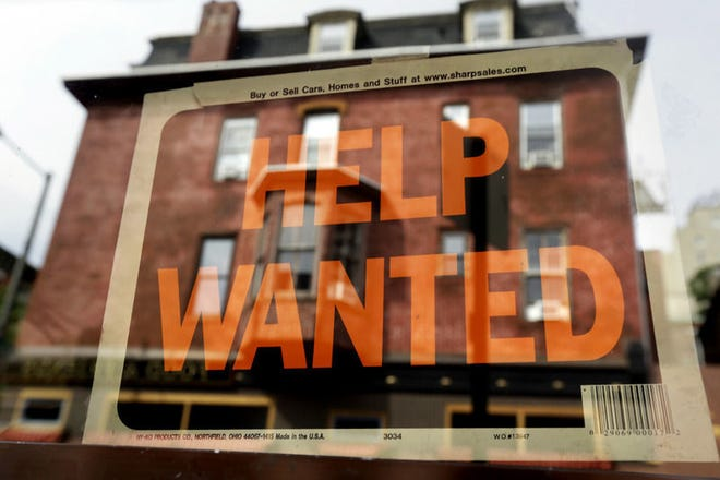 Employers across the county and the nation have found themselves in need of workers. Indiana Gov. Eric Holcomb made two recent announcements increasing the requirements for those currently receiving unemployment. (Matt Rourke / AP file photo)