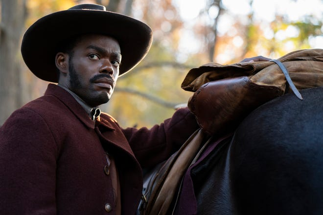 """Royal (William Jackson Harper) provides a different perspective as a freeborn Black man in """"The Underground Railroad."""""""
