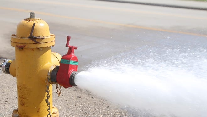 Kent to begin annual hydrant flushing program on Tuesday.