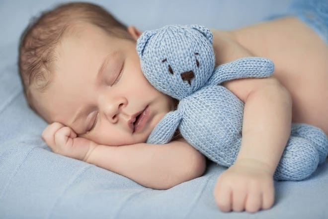 The Social Security Administration released its list of most popular baby names in the United States for the past year. Adobe Stock (courtesy)