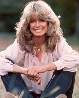 Farrah Fawcett, who enjoyed It Girl status during the 1970s, began selling a popular jewelry line on the Home Shopping channel in the 1980s.