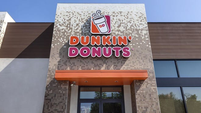 Dunkin' Donuts coming to Goodfellow AFB, delivery options may be available to San Angelo.