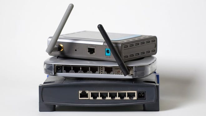 Your Wi-Fi router should be password-protected and have a strong level of encryption.