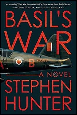 """""""Basil's War"""" by Stephen Hunter"""