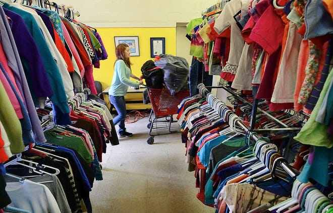 Augusta County has teamed with Waynesboro and Staunton schools to collect clothing and bedding items for those families of students who are in need. Donations are taking place at various locations throughout the summer and will be distributed at Wilson Middle School on Aug. 20.