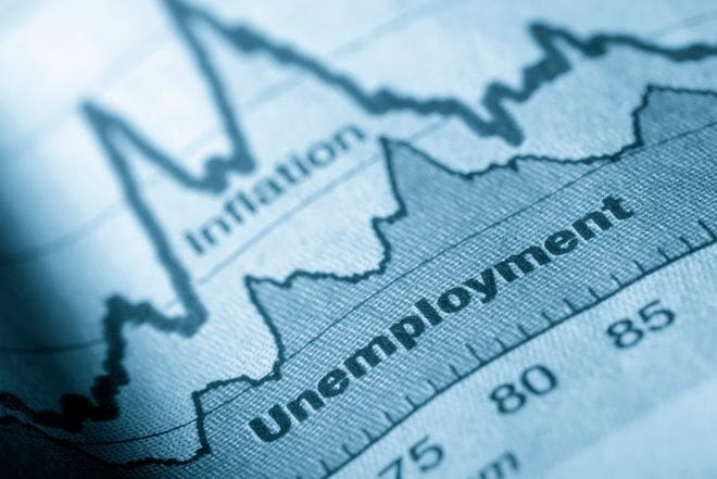 A new equity dashboard from Virginia's Office of Diversity, Equity, and Inclusion shows Petersburg reporting an unemployment rate of 14.9% in January, about three times the state unemployment rate.